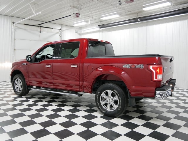 Used 2017 Ford F-150 XL with VIN 1FTEW1EF3HKD54344 for sale in Rochester, Minnesota